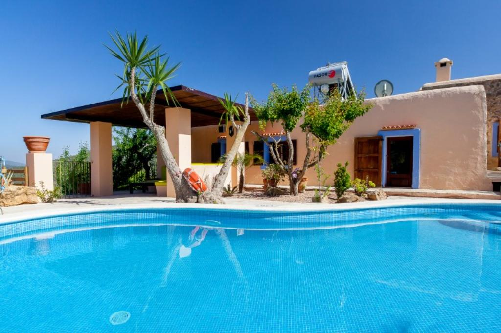 659, Villa  with private pool in San Jose, Ibiza, Spain for 5 persons...