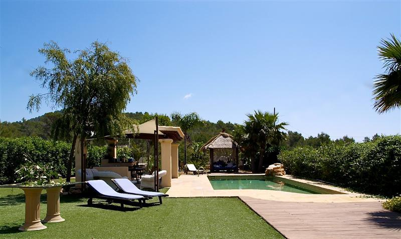 731, Villa  with private pool in San Jose, Ibiza, Spain for 6 persons...