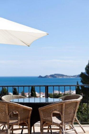 Mezquida,Casa de vacaciones maravillosa y romántica  con piscina privada en Javea, en la Costa Blanca, España para 8 personas...