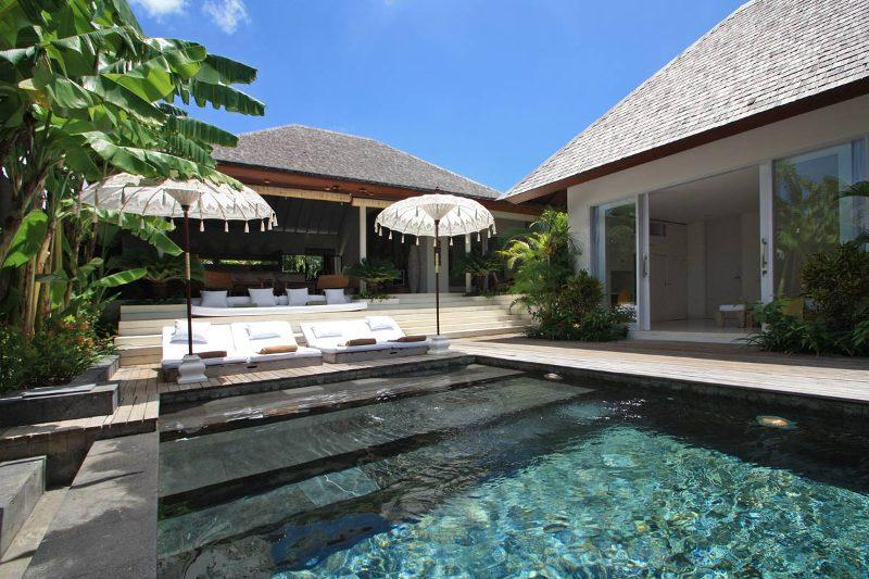 La banane, Wonderful and luxury villa in Umalas, Bali, Indonesia  with private pool for 8 persons...