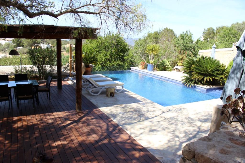 619 8p, Large villa  with private pool in San Agustín, Ibiza, Spain for 8 persons...