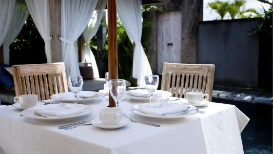Coral 3BR, Large and luxury villa  with private pool in Canggu, Bali, Indonesia for 6 persons...