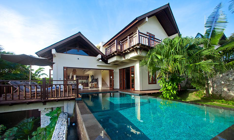 Karma cantik, Beautiful and luxury villa  with private pool in Uluwatu, Bali, Indonesia for 6 persons...