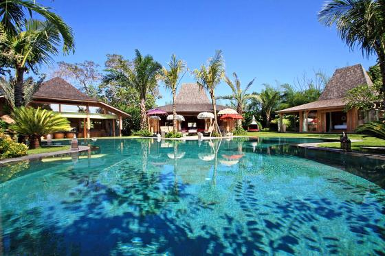 Kalua, Beautiful and luxury villa  with private pool in Umalas, Bali, Indonesia for 6 persons...