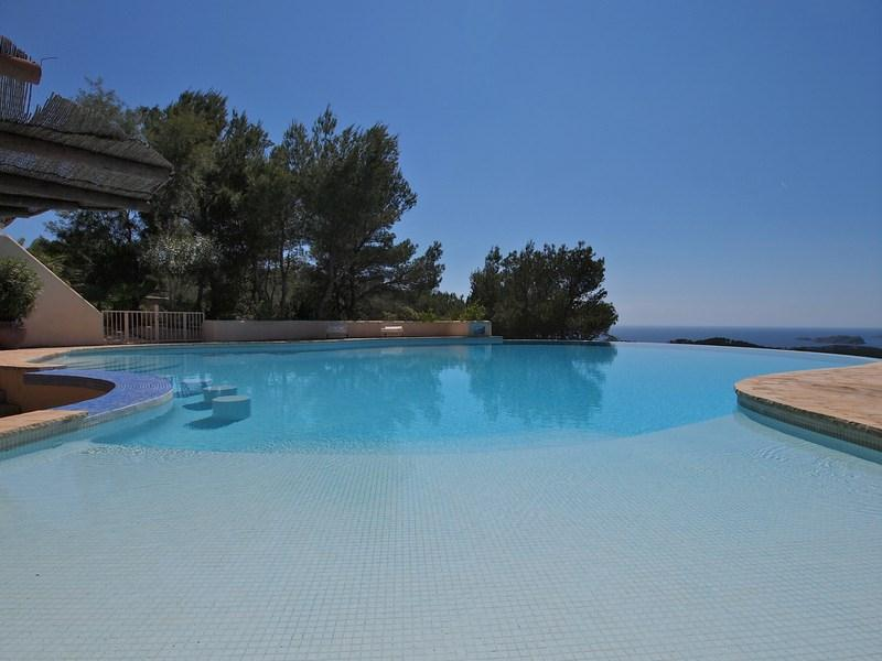 894, Large and luxury villa in San Jose, Ibiza, Spain  with private pool for 10 persons...