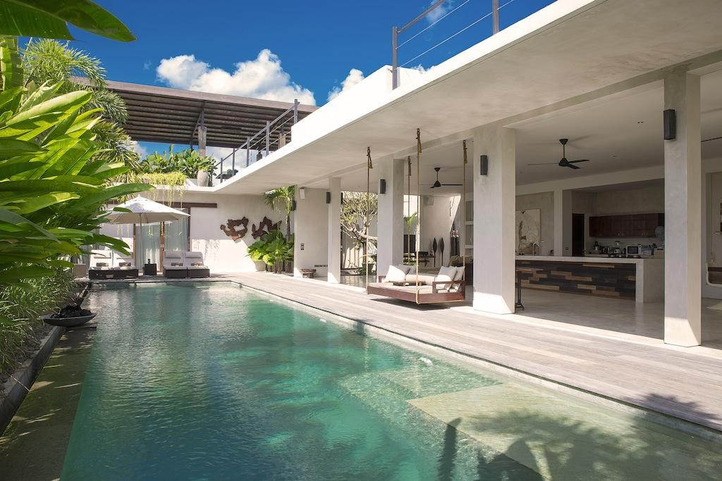 Saba 10, Beautiful and luxury villa in Seminyak, Bali, Indonesia  with private pool for 8 persons...