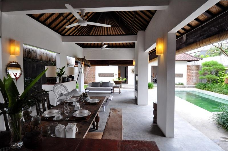 Number 5, Lovely and nice villa in Seminyak, Bali, Indonesia  with private pool for 4 persons...