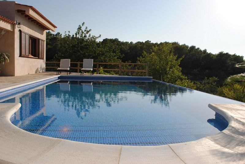 307, Villa in San Agustín, Ibiza, Spain  with private pool for 6 persons...