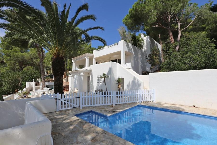 915 6p, Villa in Es Cubells, Ibiza, Spain  with private pool for 6 persons...