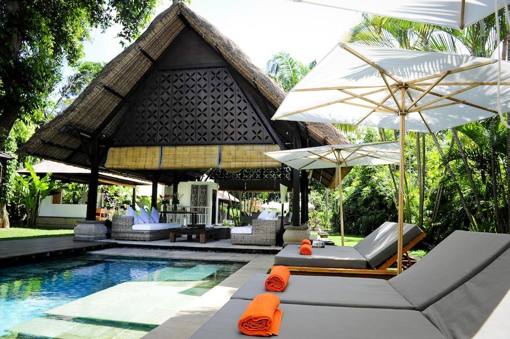 Home bali,Villa bonita y de lujo  con piscina privada en Seminyak, Bali, Indonesia para 6 personas...