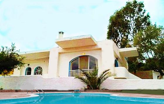 Villa konaki, Wonderful and nice villa  with private pool in Eparchía Attikís, Attica, Greece for 4 persons...
