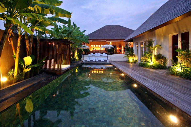 La Banane 3BR, Large and luxury villa in Umalas, Bali, Indonesia  with private pool for 6 persons...