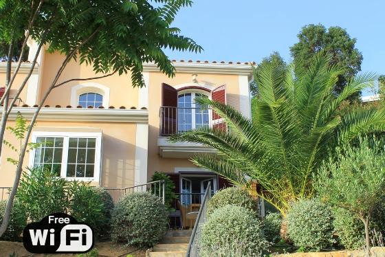 Vista prima, Villa in Santa Cristina d'Aro, Catalonia, Spain  with private pool for 6 persons...