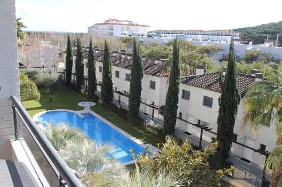 Esta prima iii, Modern and luxury apartment in Castell-Platja d'Aro, Catalonia, Spain for 6 persons...