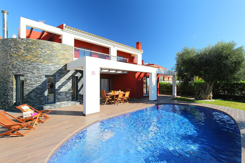 Villa Albufeira LS225, Beautiful and luxury villa  with private pool in Albufeira, on the Algarve, Portugal for 7 persons...