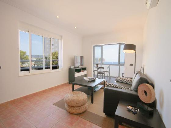 Castillo, Modern and cheerful apartment in Javea, on the Costa Blanca, Spain for 4 persons...
