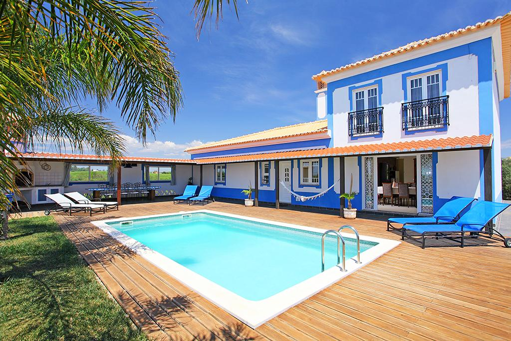 Villa Albufeira LS120, Beautiful and romantic villa  with private pool in Albufeira, on the Algarve, Portugal for 8 persons...
