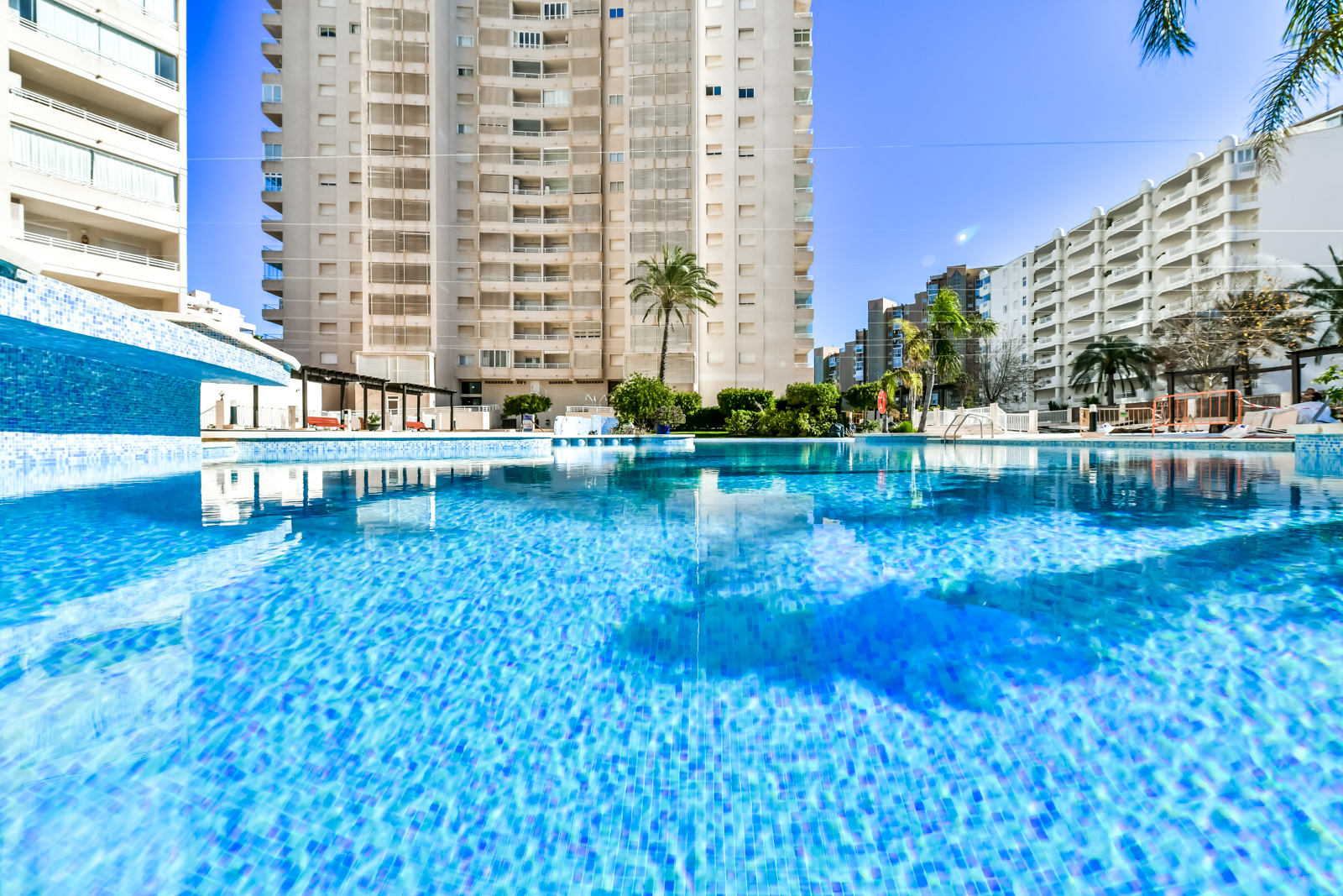 Apartamento Apolo XVI 16, Apartment  with communal pool in Calpe, on the Costa Blanca, Spain for 6 persons.....
