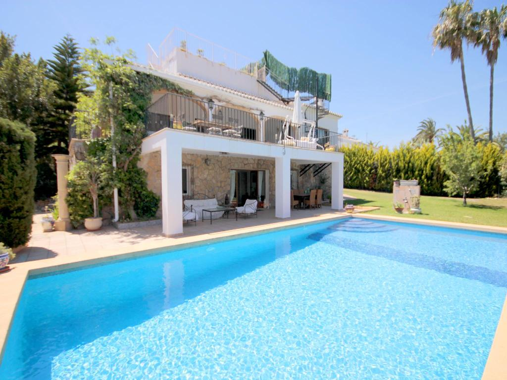 Tango, Large and luxury villa  with private pool in Javea, on the Costa Blanca, Spain for 8 persons.....