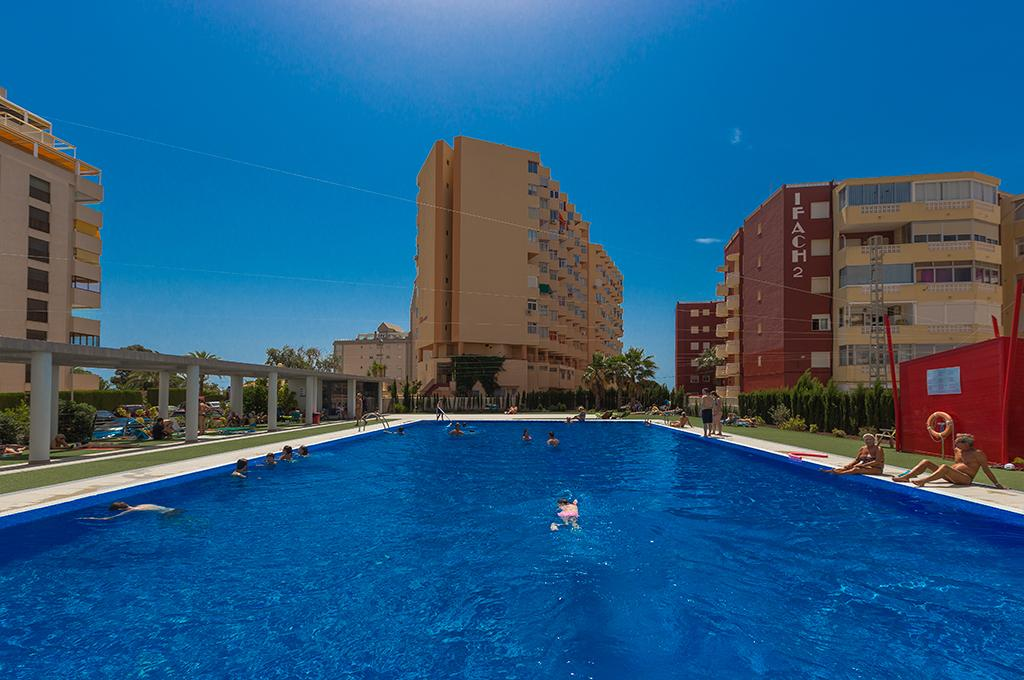 Tramontana 6, Wonderful and cheerful apartment with communal pool in Calpe, on the Costa Blanca, Spain for 6 persons. The apartment is.....