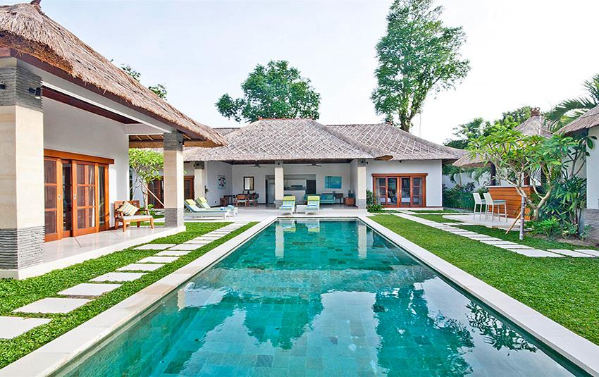 Alore, Beautiful and luxury villa  with private pool in Seminyak, Bali, Indonesia for 12 persons...