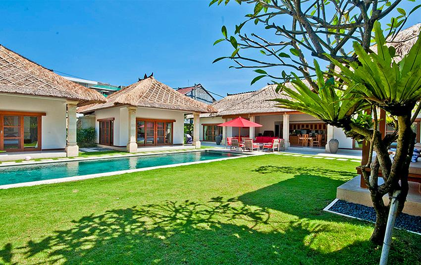 Darma, Large and luxury villa  with private pool in Seminyak, Bali, Indonesia for 10 persons...