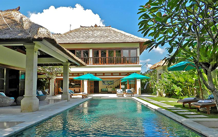 Intan, Beautiful and luxury villa  with private pool in Seminyak, Bali, Indonesia for 10 persons...