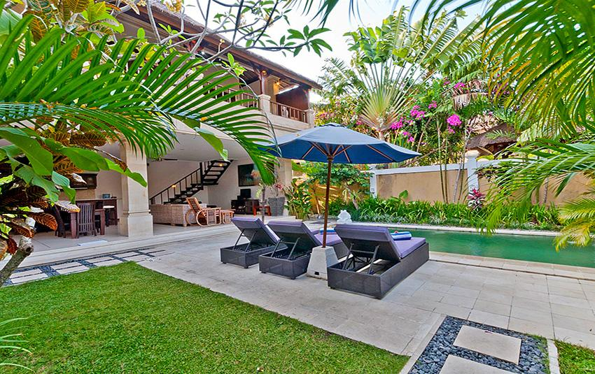 Nakula bugis, Beautiful and luxury villa in Seminyak, Bali, Indonesia  with private pool for 4 persons...