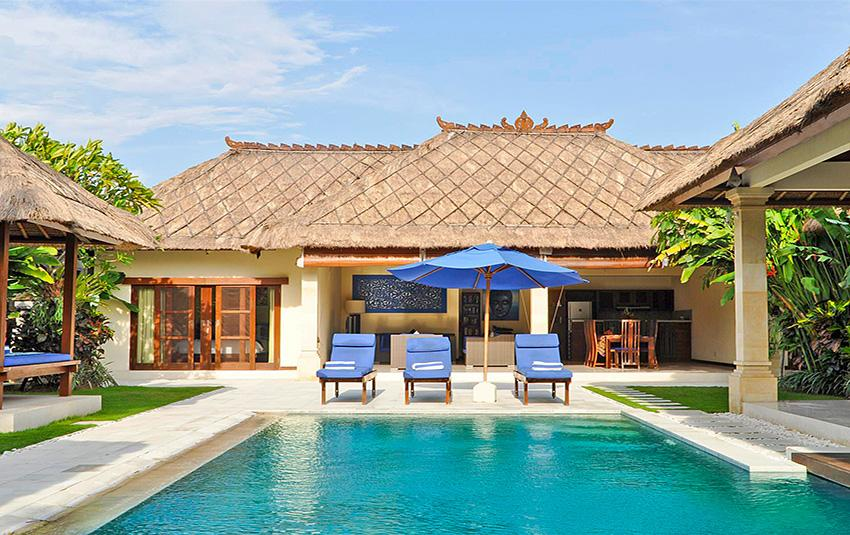 Saphir, Large and luxury villa  with private pool in Seminyak, Bali, Indonesia for 8 persons...