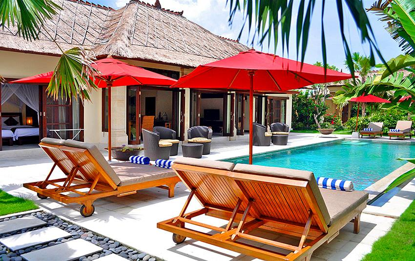 Gembira, Wonderful and comfortable villa in Seminyak, Bali, Indonesia  with private pool for 8 persons...