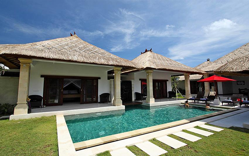 Rama, Lovely and cheerful villa in Seminyak, Bali, Indonesia  with private pool for 6 persons...