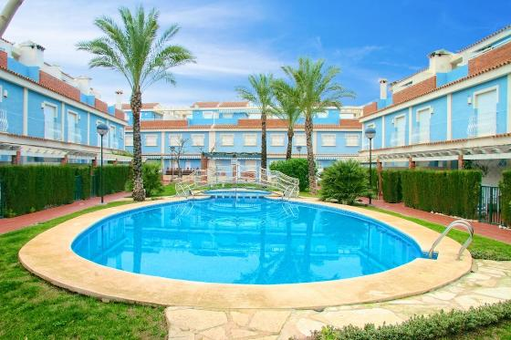 Alfar II A, Beautiful and comfortable holiday home  with communal pool in Els Poblets, on the Costa Blanca, Spain for 5 persons.....