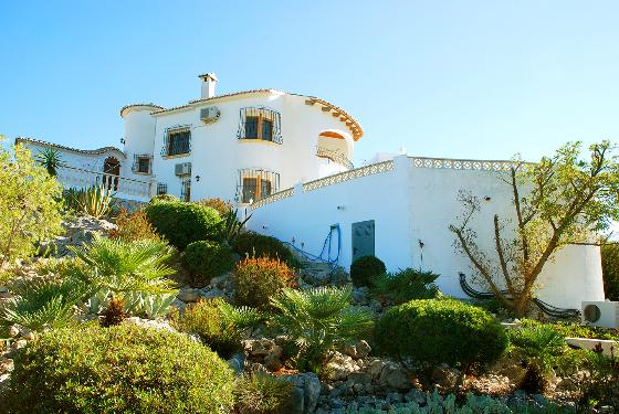 LE REVE 2PAX, Beautiful and comfortable villa  with private pool in Orba, on the Costa Blanca, Spain for 2 persons.....