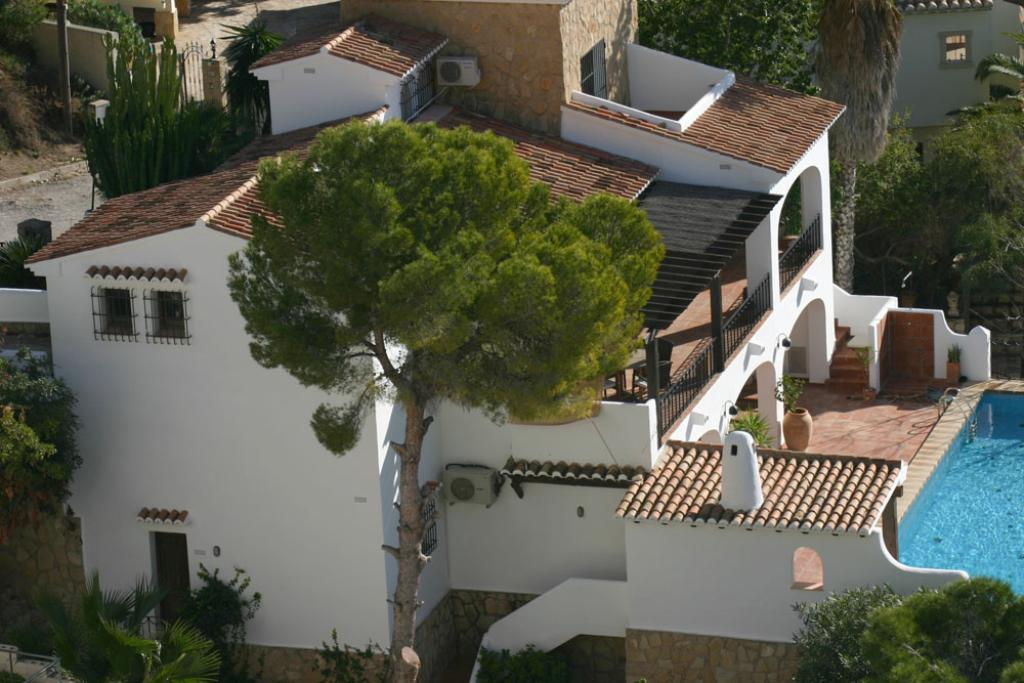 Casa Bambu 2, Villa in Moraira, on the Costa Blanca, Spain  with private pool for 2 persons.....