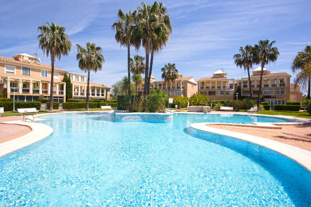 La adela, Wonderful and classic apartment in Denia, on the Costa Blanca, Spain  with communal pool for 4 persons...