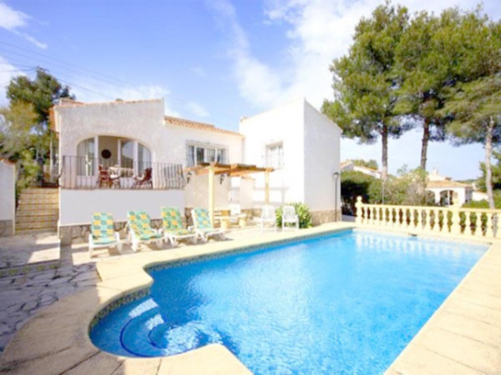 Wendy, Beautiful and classic villa  with private pool in Javea, on the Costa Blanca, Spain for 6 persons.....