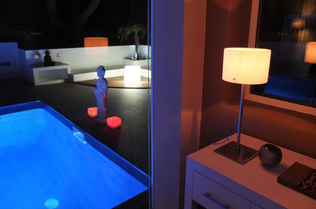 CASA PEIXET, Modern and luxury villa in Moraira, on the Costa Blanca, Spain  with private pool for 4 persons.....