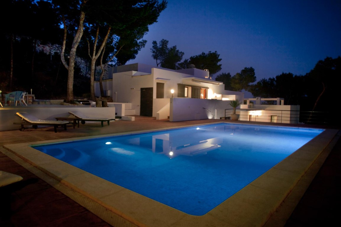 335, Villa in San Jose, Ibiza, Spain  with private pool for 10 persons...