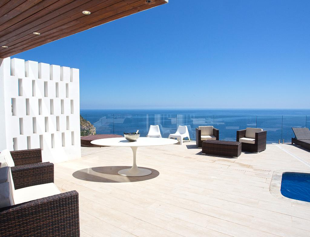 Macarius, Modern and luxury villa in Javea, on the Costa Blanca, Spain  with private pool for 10 persons.....