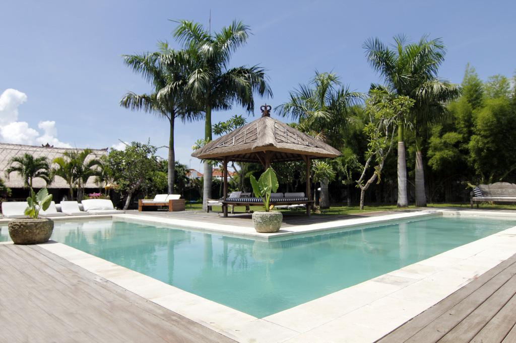 Kalis, Large and luxury villa  with private pool in Seminyak, Bali, Indonesia for 16 persons...