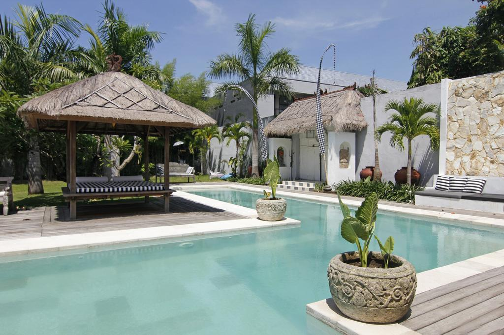 Kalis, Beautiful and luxury villa  with private pool in Seminyak, Bali, Indonesia for 18 persons...