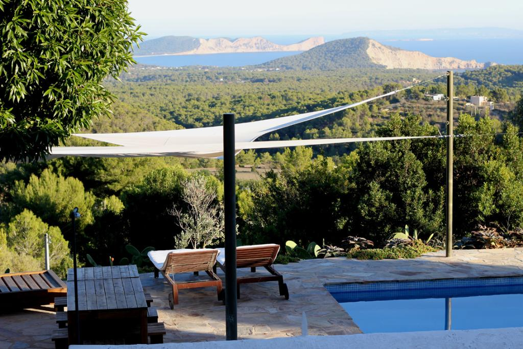 336,Villa  with private pool in San Jose, Ibiza, Spain for 7 persons...