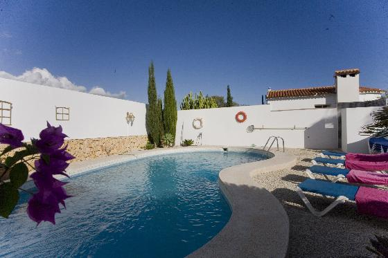 Alfaz Villa Violeta 6, Large holiday home  with private pool in Altea, on the Costa Blanca, Spain for 6 persons.....