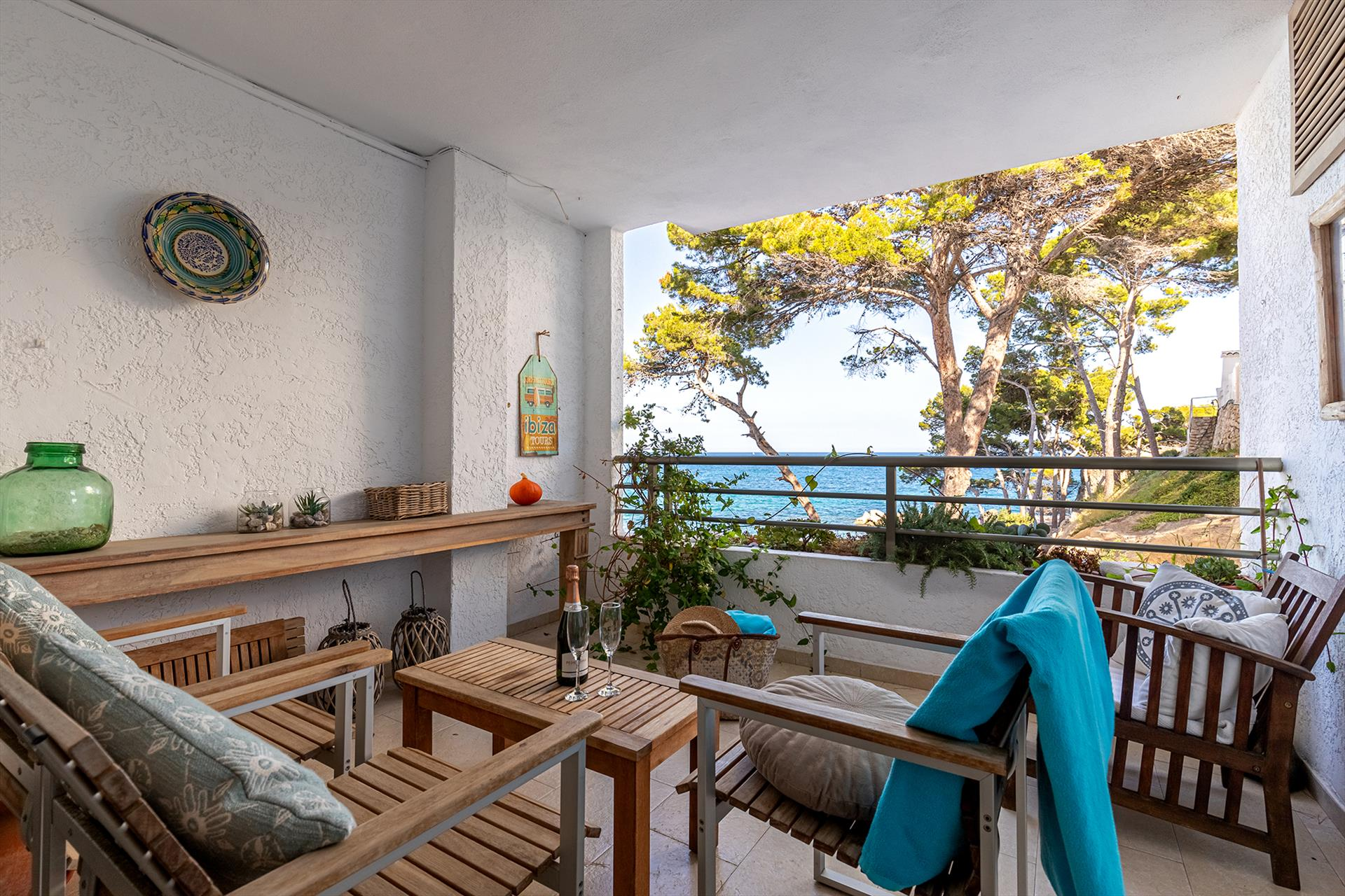 Apartamento Belleza, Lovely and romantic apartment in Altea, on the Costa Blanca, Spain for 4 persons. The apartment is situated in a residential.....