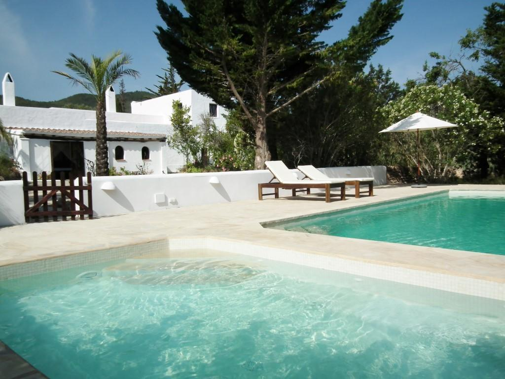 337, Villa  with private pool in San Juan, Ibiza, Spain for 6 persons...
