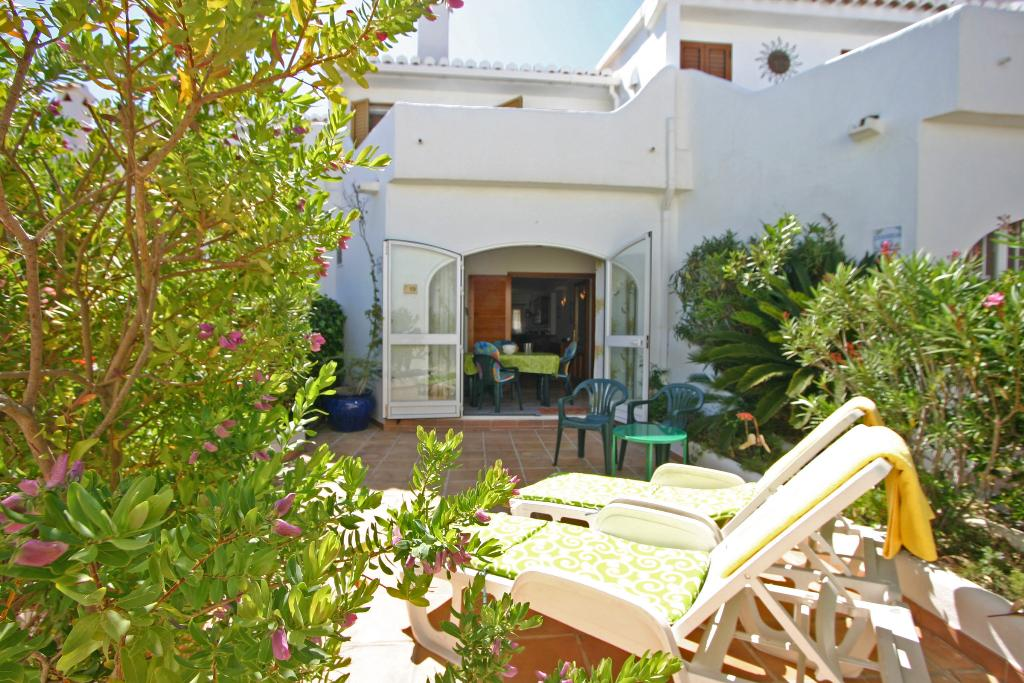 Bungalow camarrocha 10 4pax, Holiday home  with communal pool in Moraira, on the Costa Blanca, Spain for 4 persons...