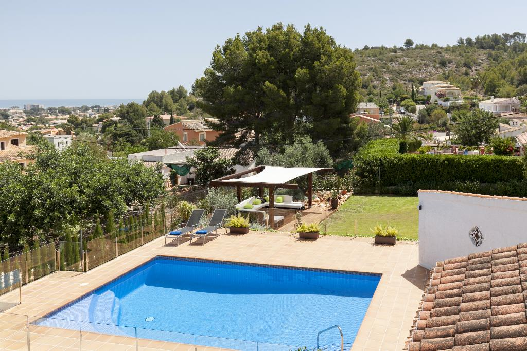Villa Lauz, Wonderful and comfortable villa  with private pool in Denia, on the Costa Blanca, Spain for 6 persons...