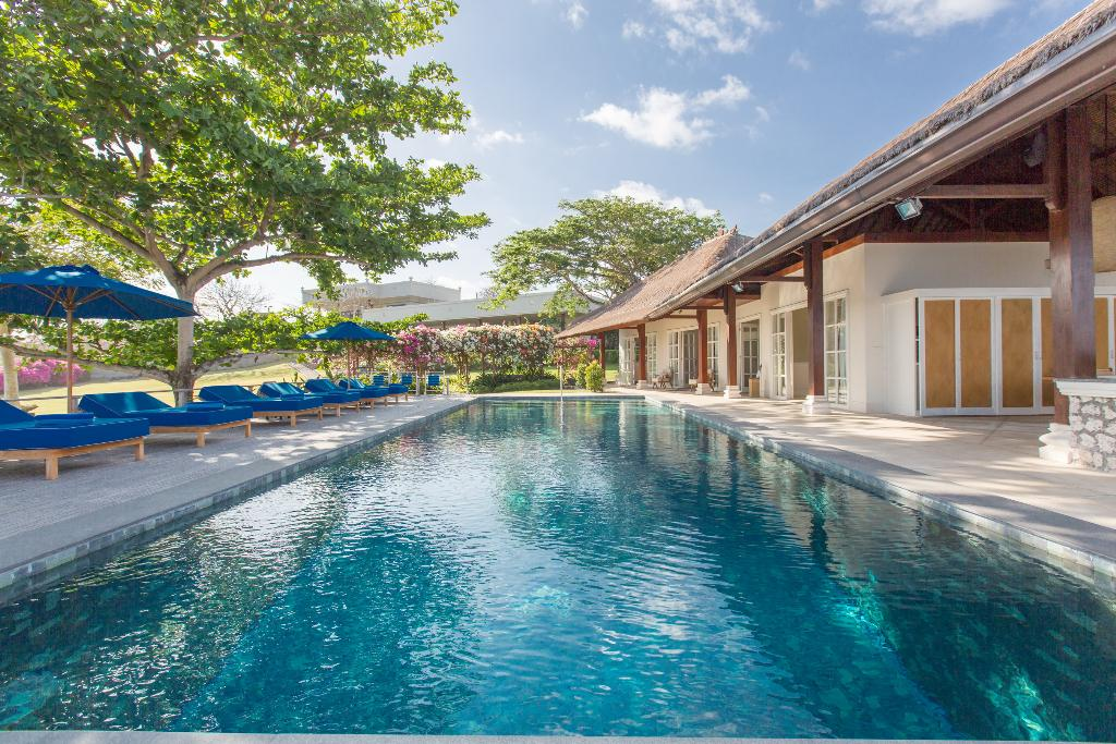 Karang Putih, Large and luxury villa  with private pool in Uluwatu, Bali, Indonesia for 12 persons...