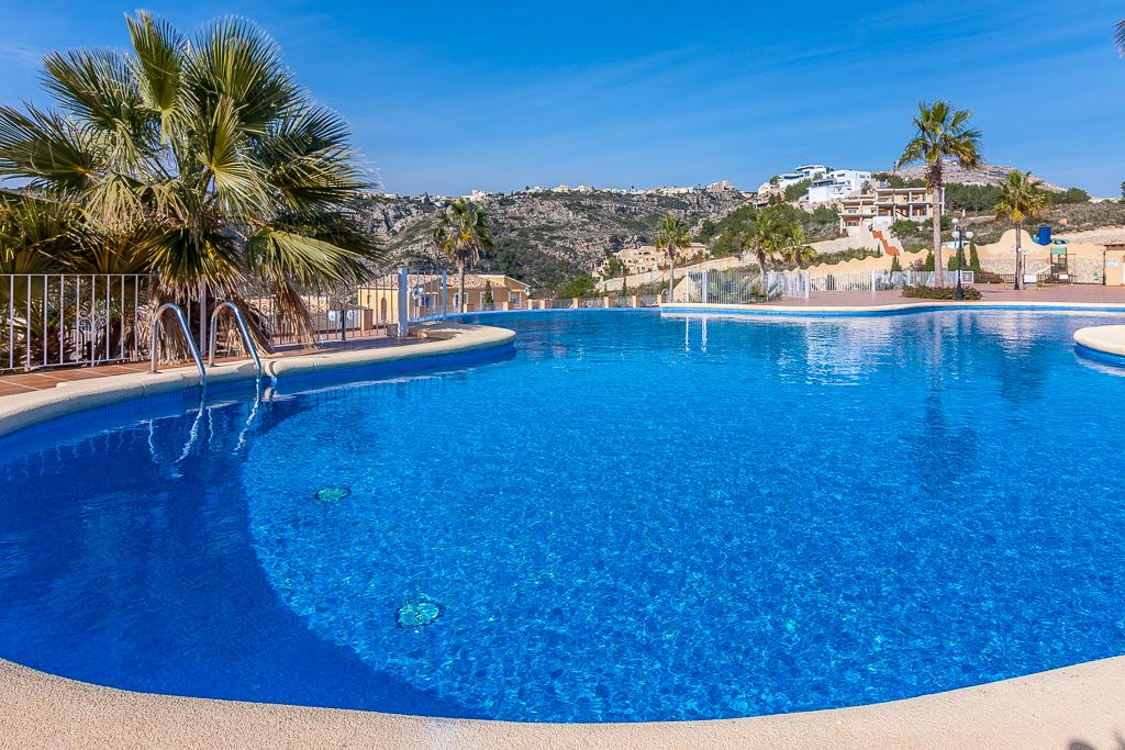 Velazquez 4, Modern and romantic apartment in Benitachell, on the Costa Blanca, Spain  with communal pool for 5 persons.....