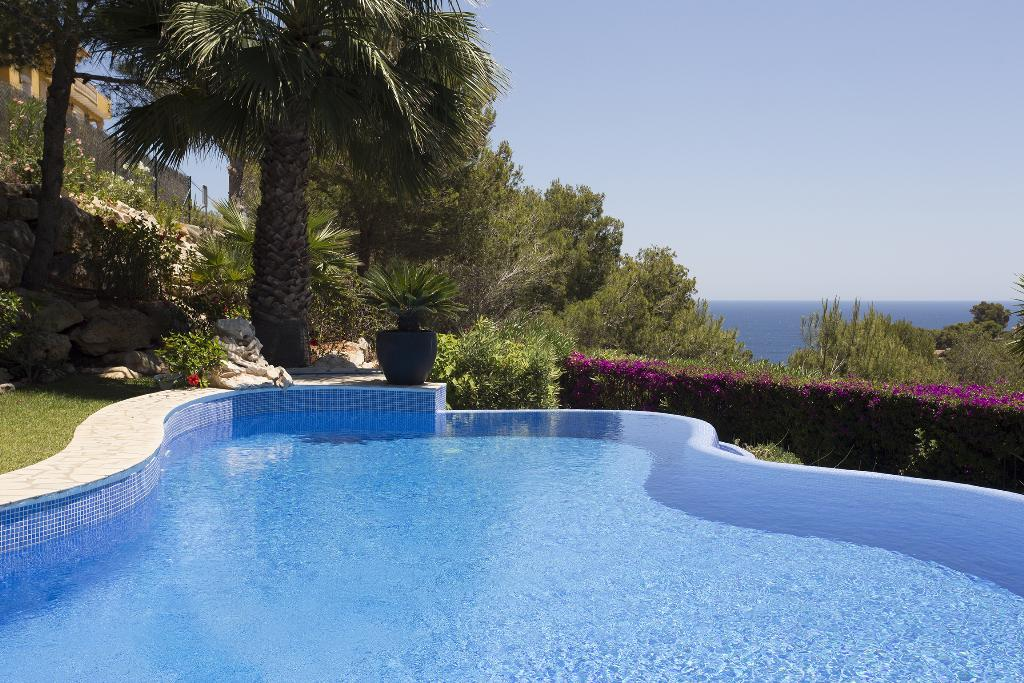 Casa Good 8 pax, Beautiful and romantic villa in Javea, on the Costa Blanca, Spain  with private pool for 8 persons...